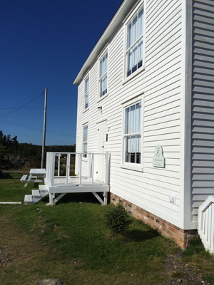 Evelyn's Old Salt Box Co, Twillingate, Newfoundland