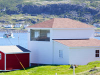 Mary's Place - Fogo Island