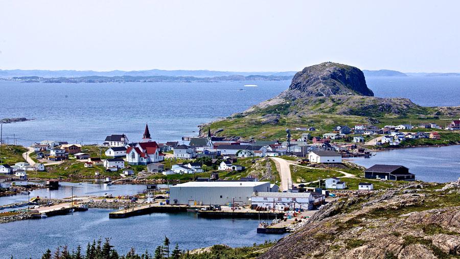 Town of Fogo, Newfoundland