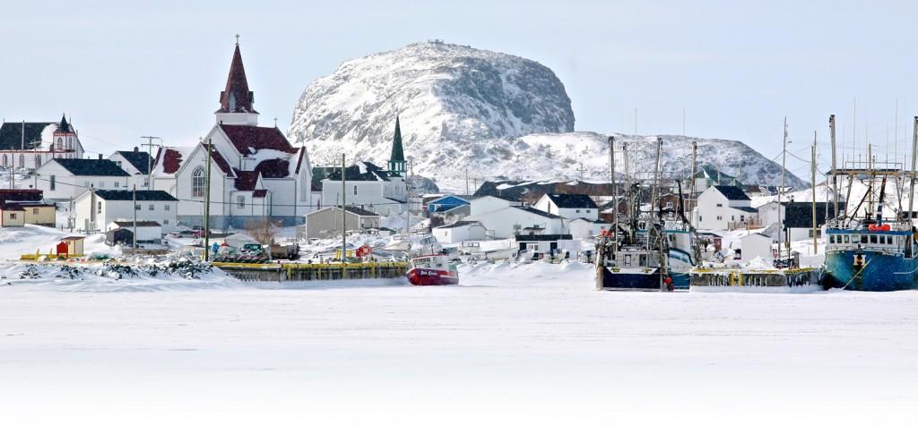 Winter Fogo Island, Newfoundland 5
